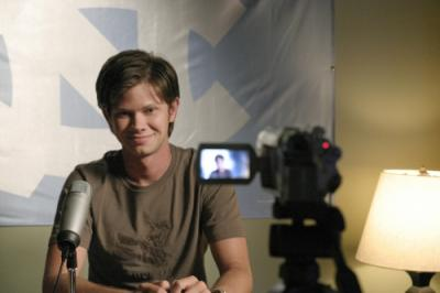 """ONE TREE HILL - Lee Norris as Mouth in """"4 Years, 6 Months, 2 Days"""""""