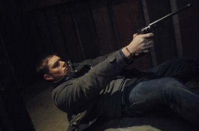 "SUPERNATURAL - Jensen Ackles as Dean Winchester in ""Fresh Blood"""