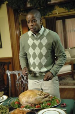 "PSYCH - Dule Hill as Burton ""Gus"" Guster in ""Gus' Dad May Have Killed An Old Guy"""