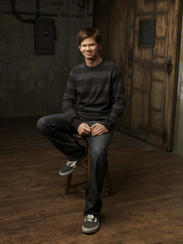 ONE TREE HILL - Lee Norris as Marvin 'Mouth' McFadden