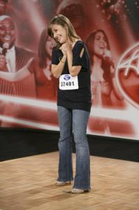 AMERICAN IDOL - Omaha Audition: Samantha Sidley