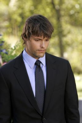 KNIGHT RIDER - Justin Bruening as Mike Tracer on NBC