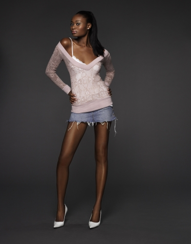 AMERICA'S NEXT TOP MODEL - Stacy-Ann from Cycle 10