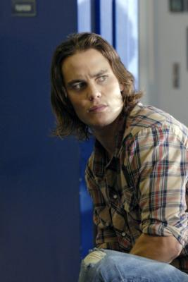 "FRIDAY NIGHT LIGHTS - Taylor Kitsch as Tim Riggins in ""Leave No One Behind"""