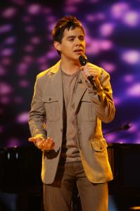 AMERICAN IDOL - David Archuleta