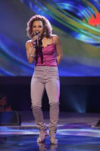 AMERICAN IDOL - Asia'h Epperson