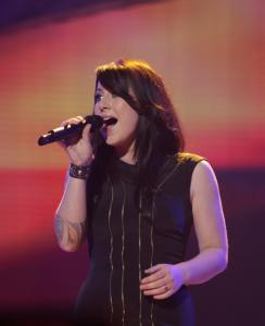 AMERICAN IDOL - Carly Smithson