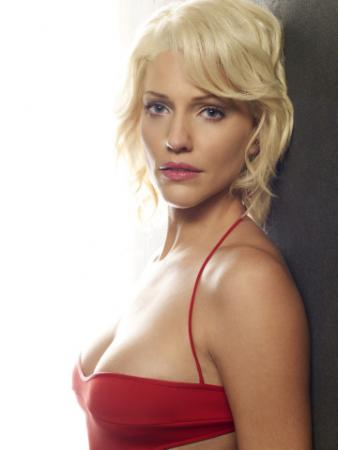 BATTLESTAR GALACTICA - Tricia Helfer as Number Six