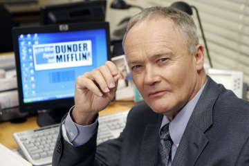 "THE OFFICE - Creed Bratton as Creed Bratton in ""The Chairmodel"""