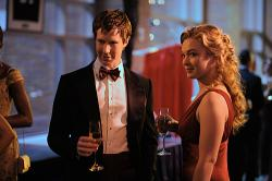 Jason Dohring as Josef Kostan and Sophia Myles as Beth Turner