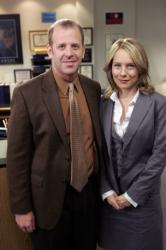 Paul Lieberstein as Toby, Amy Ryan as Holly