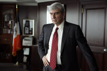 Sam Waterston as D.A. Jack McCoy