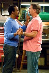 Tim Meadows (Paul DuFrayne) and Bill Engvall (Bill Pearson)
