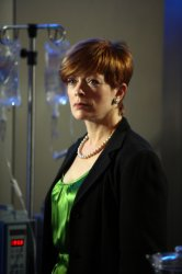 Eureka - Frances Fisher as Eva Thorne