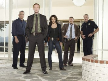 Life - Adam Arkin as Ted Earley, Damian Lewis as Charlie Crews, Sarah Shahi as Dani Reese, Donal Logue as Captain Kevin Tidwell, Brent Sexton as Bobby Stark
