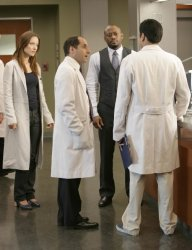 House -  Olivia Wilde, Peter Jacobson, Omar Epps and Kal Penn