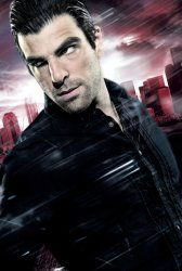 Heroes - Zachary Quinto as Sylar