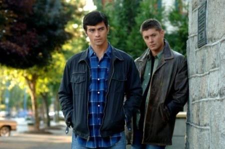 Supernatural - Dean and young John Winchester