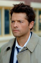 Supernatural - Misha Collins as Castiel