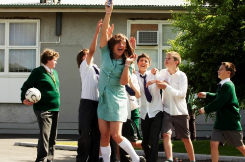 Chris Lilley as Ja'ime - Summer Heights High