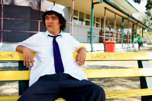 Chris Lilley as Jonah - Summer Heights High