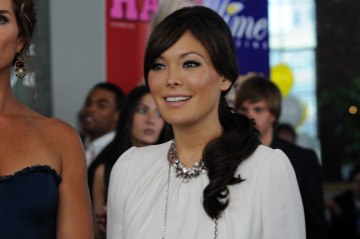 Lindsay Price as Victory Ford