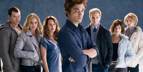 Twilight - The Cullens Family