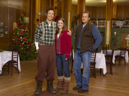 Tom Cavanagh, Ashley Williams, Patrick Fabian - Snow 2 Brain Freeze