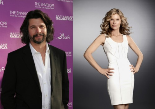 Ron D. Moore, Kate Vernon