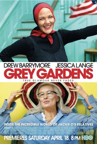HBO's Grey Gardens Poster