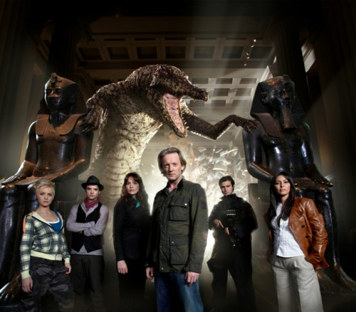 Primeval Season 3 Cast