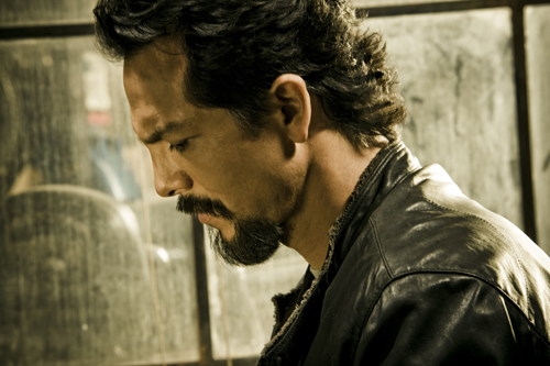 Benjamin Bratt - The Cleaner