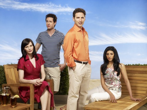 Royal Pains Cast