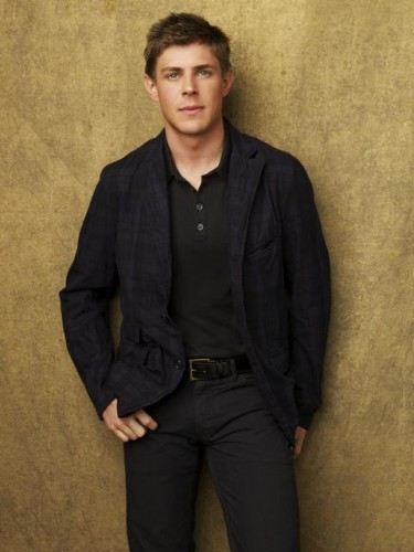 Chris Lowell as William Dell Parker