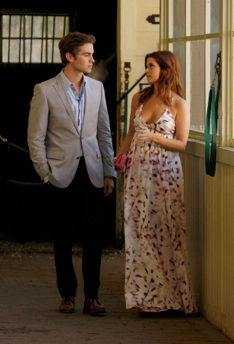 Chace Crawford as Nate, JoAnna Garcia as Bree