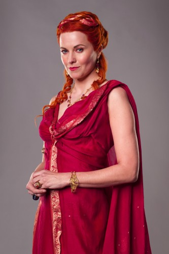 Lucy Lawless - Spartacus: Blood and Sand Gallery