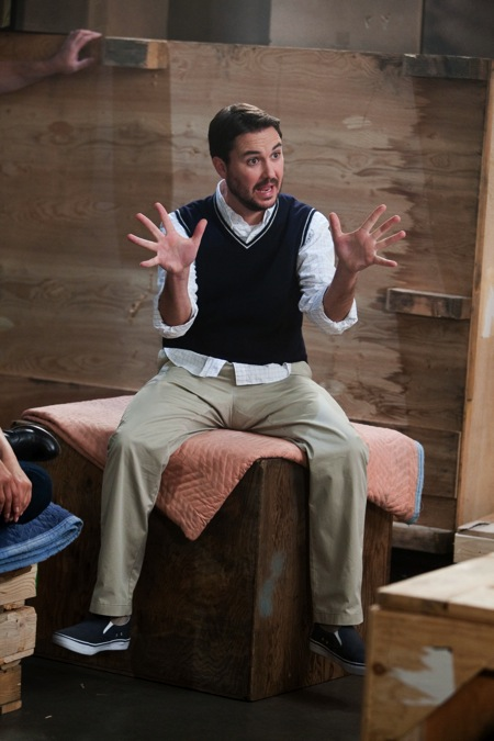 "Wil Wheaton in Leverage ""Two Live Crew"""