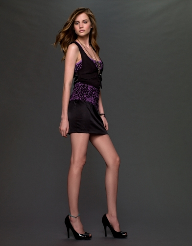 Erin - AMERICA'S NEXT TOP MODEL Cycle 13