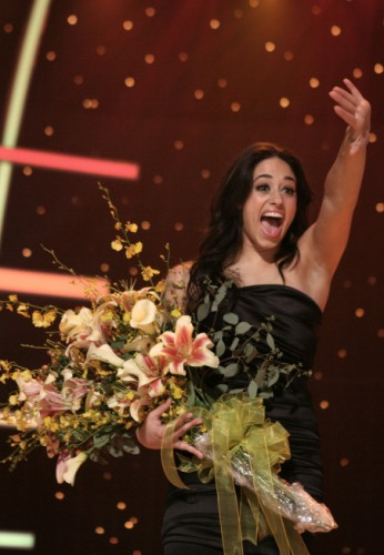 Jeanine Mason is America's favorite dancer on SO YOU THINK YOU CAN DANCE