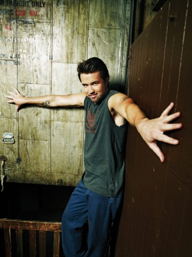 Rob McElhenney as Mac