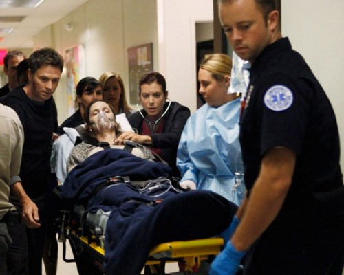"""Private Practice """"A Death in the Family"""""""