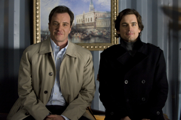 Tim Dekay and Matthew Bomer On White Collar
