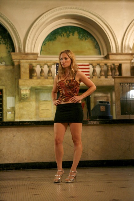 """Erika Christensen on Lie to Me """"The Core of It"""""""
