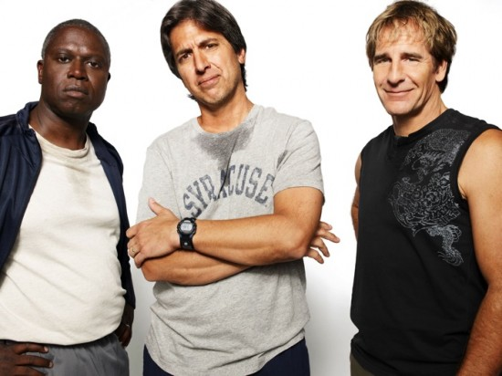 Men of a Certain Age - Andre Braugher, Ray Romano and Scott Bakula