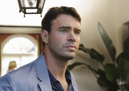 Scott Foley on Cougar Town