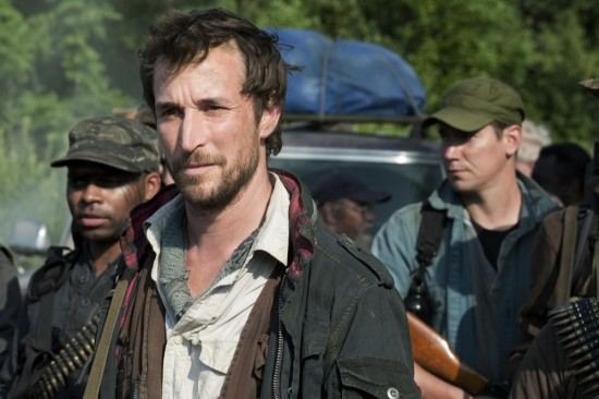 Noah Wyle in TNT's Alien Invasion series
