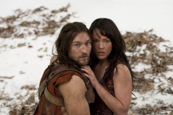 Spartacus; Episode 101; The Red Serpent