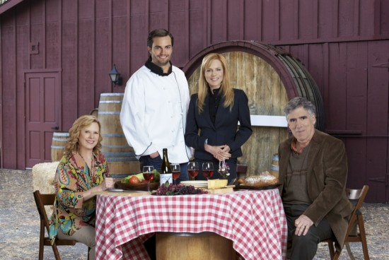 Uncorked cast