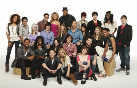 AMERICAN IDOL: Season 9 TOP 24