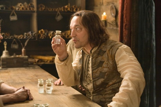 Ted Raimi as Sebastian on Legend of the Seeker